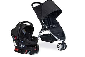 Alerta sobre sillas de bebé para autos