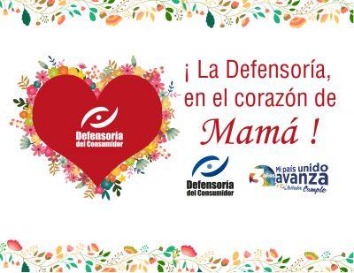 Defensoría del Consumidor activa plan para proteger a consumidores en el Día de la Madre