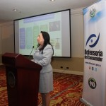 Defensoría del Consumidor realiza conferencia Consumo Saludable y Seguro para el Buen Vivir