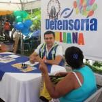 Defensoría juliana activa en festividades de Santa Ana