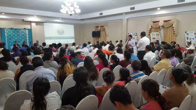 Defensoría del Consumidor rinde cuentas a ciudadanía santaneca