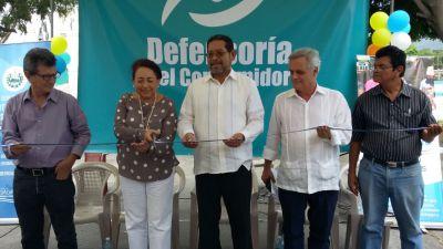 Apertura de nueva ventanilla de atención a consumidores en Mejicanos