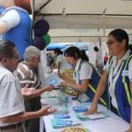 Entidades gubernamentales del Sistema Nacional de Protección al Consumidor brindan servicios en centro de San Salvador