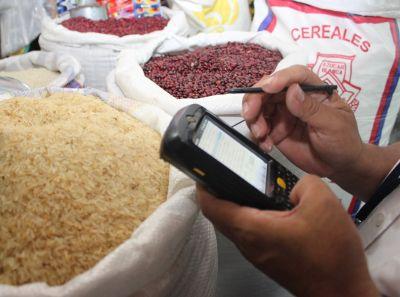 Granos básicos con precios estables y favorables  para la economía de consumidores