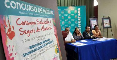 Defensoría del Consumidor y Secretaría de Cultura convocan a población juvenil en el Occidente del país a participar en certamen de pintura