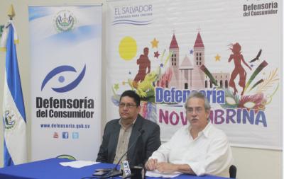 Defensoría novembrina activa para proteger derechos  de los consumidores en festividades de San Miguel