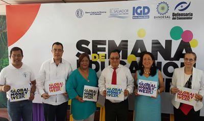 Defensoría del Consumidor participó en la inauguración de la Semana de Educación Financiera 2017