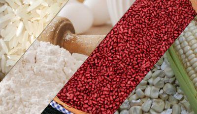 Granos básicos y harinas con precios estables y favorables para economía de consumidores