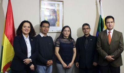 Defensoría del Consumidor comparte experiencia con agencia homóloga  de Bolivia para fortalecer la protección de los consumidores