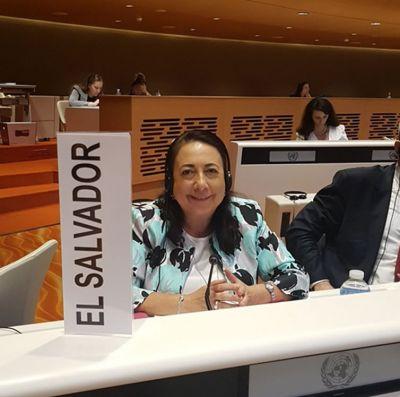 Defensoría del Consumidor destaca en Naciones Unidas logros y avances en la protección a consumidores en El Salvador