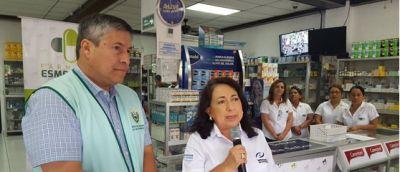 DNM y Defensoría del Consumidor verifican nuevos precios de los medicamentos