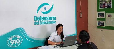 Defensoría del Consumidor abre ventanilla de atención en Lourdes, Colón