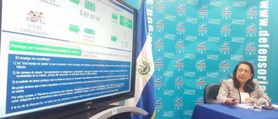 Defensoría del Consumidor informa inicio del procedimiento de devolución de $407,937.95 a ahorrantes a quienes el Banco Cuscatlán cobró indebidamente cargos por inactividad de cuentas
