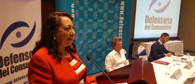 """Defensoría del Consumidor realiza conferencia """"Comercio Electrónico,  nuevas Directrices de Naciones Unidas para la Protección del Consumidor"""""""